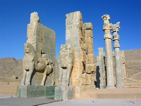 Ancient Persepolis Iran History