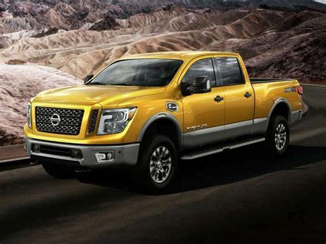 nissan titan cer 10 best trucks for towing a travel trailer autobytel com