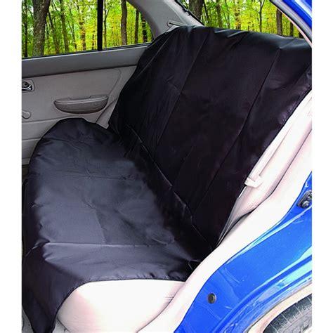 Norauto Housse Siege - 1 housse de protection imperméable pour sièges arrière
