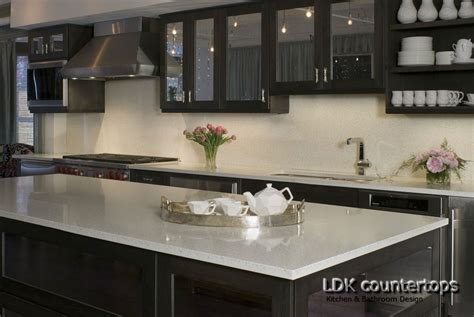 white quartzite countertops kitchen countertops chicago archives ldk countertops