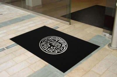 branded doormats logo mats personalised and branded printed door mats uk