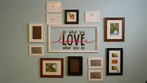 Dressing up a wall pictures frames mp interiors