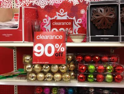 Clearance Decorations - target 90 clearance