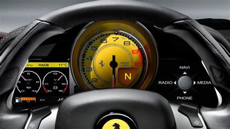 ferrari gauge cluster   gt ford mustang forum