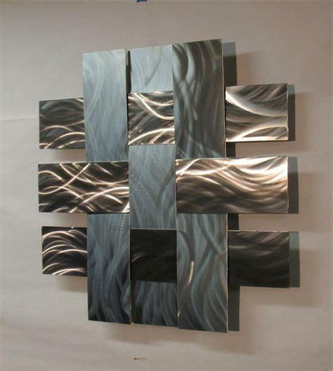 creer sa chambre la décoration murale en métal touches d 39 élégance pour l