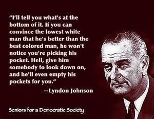 The Short Polit... Johnson Lyndon Quotes