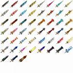 Sword Sheet Icons Sprite Sprites Swords Resource