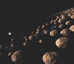 real asteroid belt | Asteroid belt | Lost in Space | Pinterest