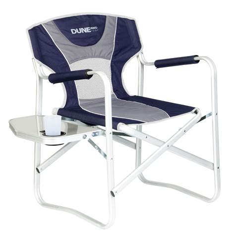 folding directors chair with side table directors chair