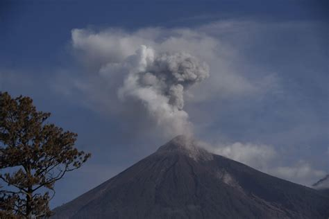 volcan de fuego guatemala eruption evacuation