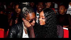 Young Thug Begs his Ex Girlfriend to get back w/ him and ...