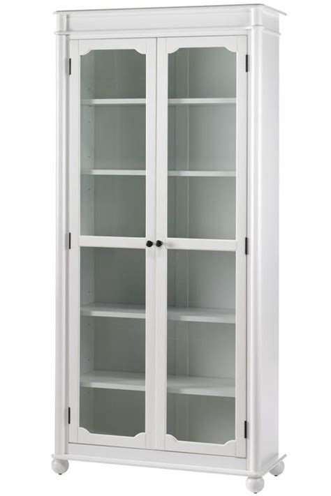 Black Bookshelf With Doors by 25 Best Ideas About Bookcase With Glass Doors On