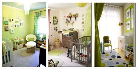 ambiance chambre bebe ambiance chambre bébé vert anis idée chambre bébé mixte