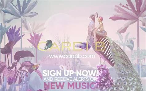 Cardi B's new album: release date, tracklist, songs ...