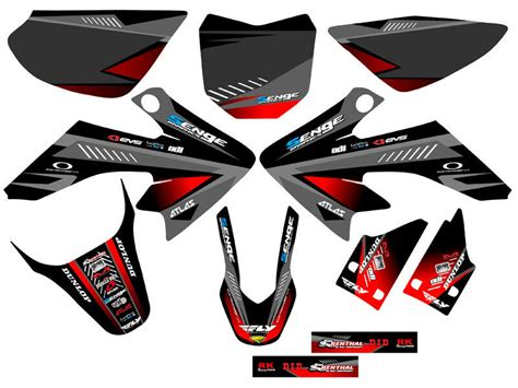 This set will fit your crf 50 correctly). 2013 2014 2015 2016 2017 2018 CRF 50 GRAPHICS KIT DECO ...