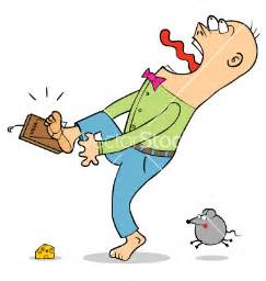 Mouse Trap Cartoon