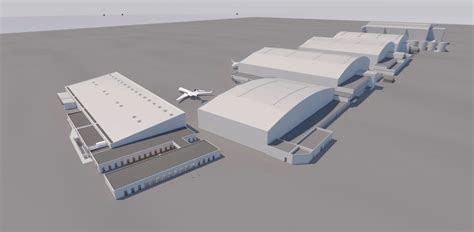 amac aviation amac unveils hangar 5 plan business aviation news