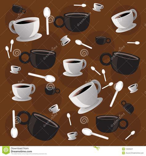 cafe wallpaper stock image image