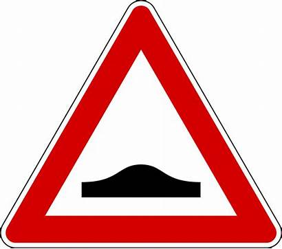 Signs Traffic Italian Svg Dosso Wikimedia Commons