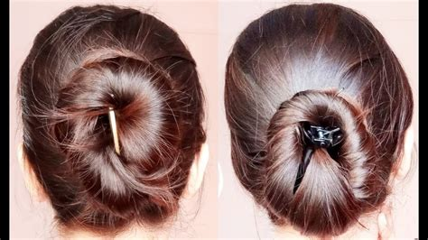 everyday easy simple hairstyles with banana clip simple