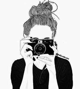 Fille Noir Et Blanc : fille dessiner en noir et blanc yd91 jornalagora ~ Melissatoandfro.com Idées de Décoration