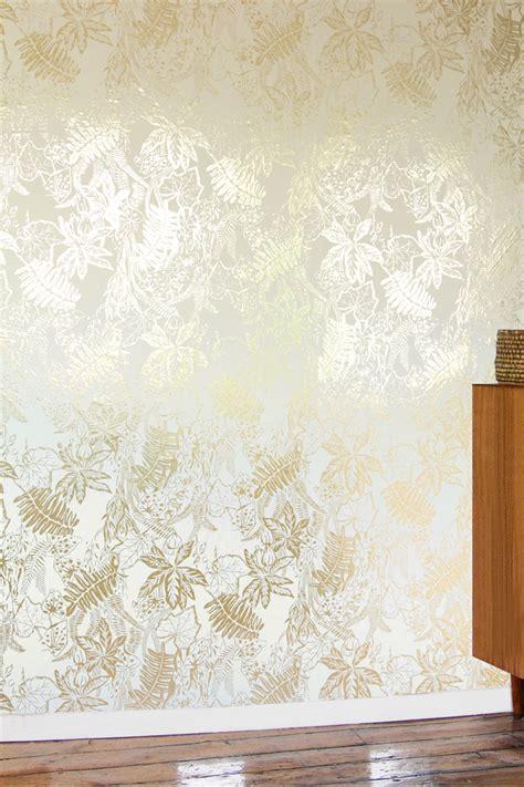 gold  cream wallpaper wallpapersafari