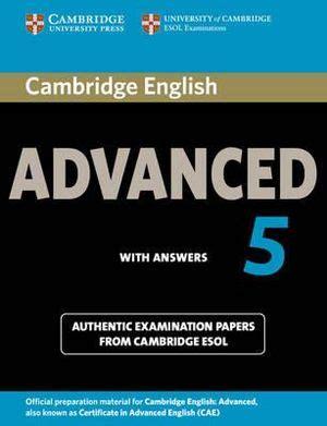 booktopia cambridge english advanced  students book