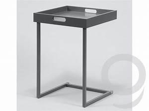 Tablett Tisch Schwarz : tablett tisch metall enorm serviertisch tabletttisch klappbar schwarz oder weiss metall 19136 ~ Whattoseeinmadrid.com Haus und Dekorationen