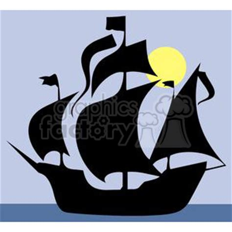 royalty  rf clipart illustration angry black