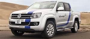 Volkswagen Amarok Tdi  Autobildmexico  Autos  Pruebas