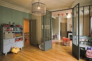 Papier Peint Style Industriel : style industriel r tro industriel chambre d 39 enfant ~ Dailycaller-alerts.com Idées de Décoration