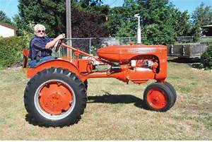 Tackling That First Tractor Restoration Project  An Allis