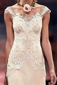 claire pettibone 39thalia39 wedding gown wedding gowns With thalia wedding dress