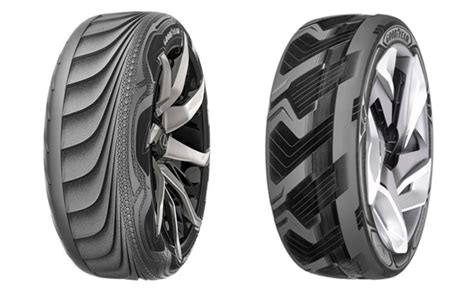 Goodyear Shows Concept Tire That Generates Electricity