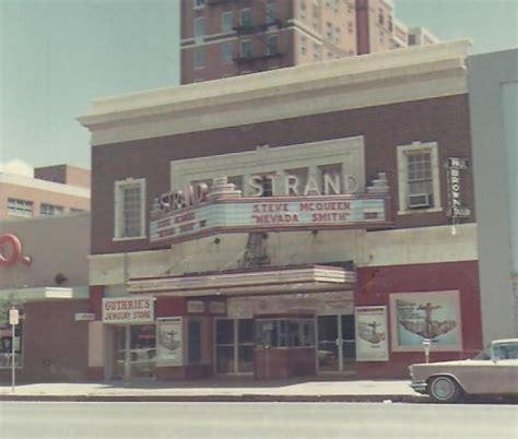 Strand Theatre In Wichita Falls, Tx  Cinema Treasures