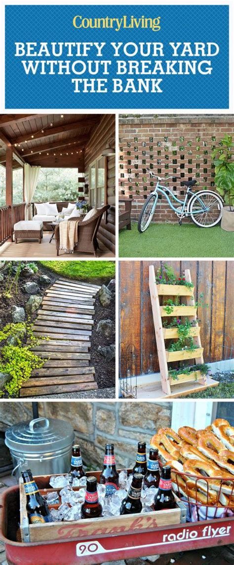 Diy Backyard Decorating Ideas by Best 25 Backyard Decorations Ideas On