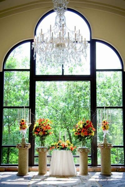 Altar Flowers Beautiful And Columns On Pinterest