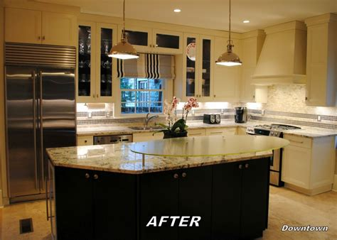 custom kitchen countertops charleston island