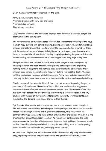 aqa english language paper  answer  branson  ellison  paper
