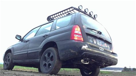 subaru forester xs  magnaflow youtube