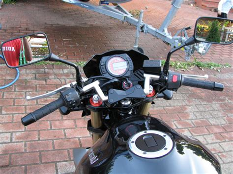 Motorcycle Handlebars From Suburban Machinery