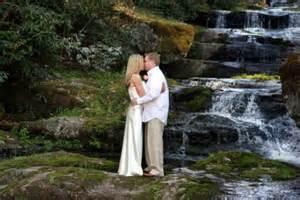 wedding venues in gatlinburg tn outdoor wedding services in gatlinburg and pigeon forge