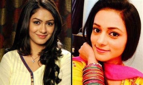 tv actress kajol srivastava kumkum bhagya cute mrunal thakur as bulbul gives way to