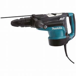 MAKITA HR5212C 110v 2 function hammer - SDS max - Howe