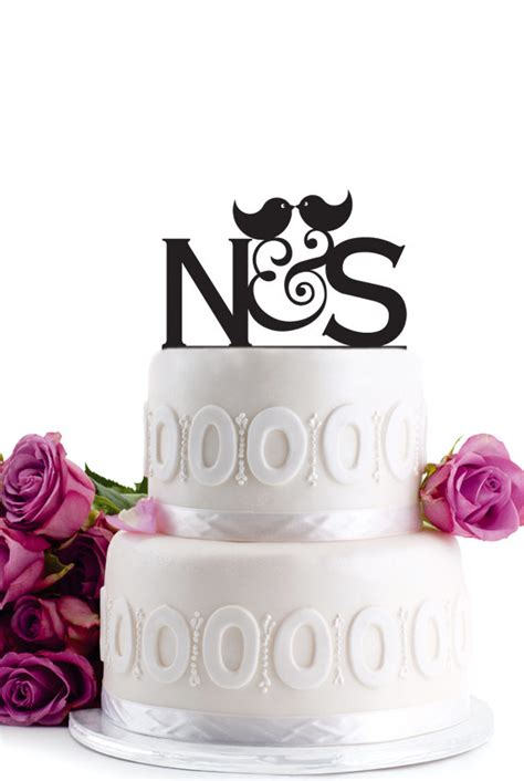 wedding cake decorations for sale on sale wedding cake topper wedding decoration cake decor initial cake topper