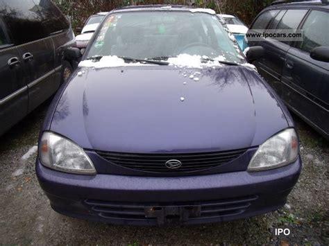 2000 Daihatsu Charade Tx