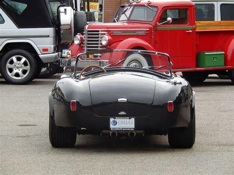 contemporary classic  cobra copley motorcars