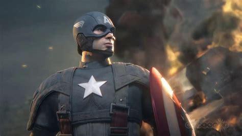 captain america super soldier launch trailer gamespot