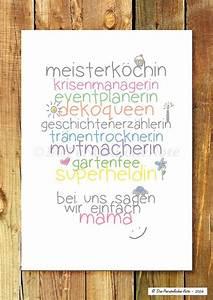 Ideen Für Vatertag : lliebevolle geschenkidee zum muttertag f r mamas geburtstag oder als nette anerkennung einfach ~ Frokenaadalensverden.com Haus und Dekorationen