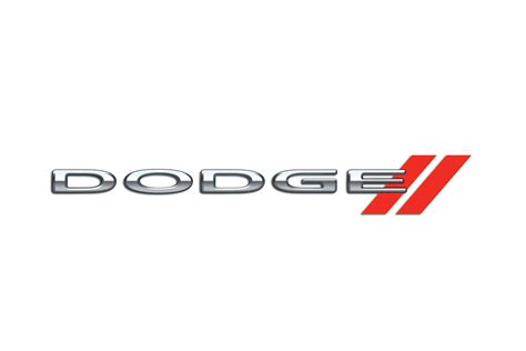 Large Dodge Car Logo